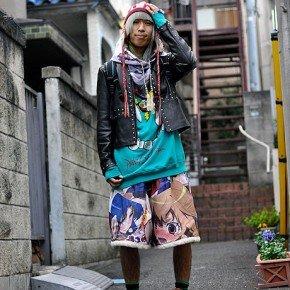 JAPANESE STREETS - STREET STYLE BLOG