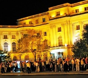 BUCHAREST MUSEUM NIGHT - UPDATE