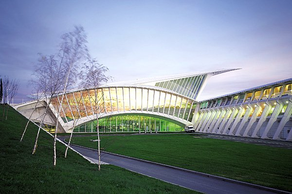 sondika airport calatrava top 5 bilbao