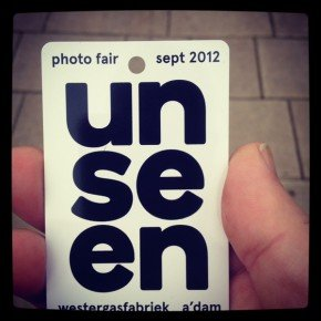 UNSEEN - A FAIR OF FIRST TIMES, IN AMSTERDAM