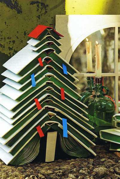christmas tree books1