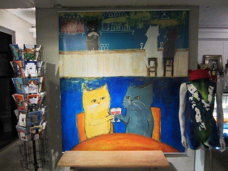 anhe65 cat cafe taipei 4