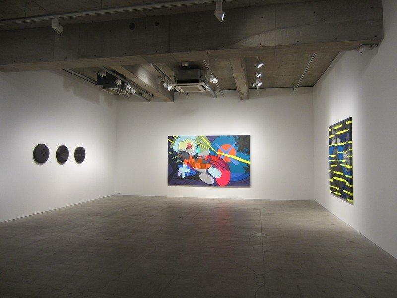 kaws exhibition kaikai kiki gallery tokyo 3