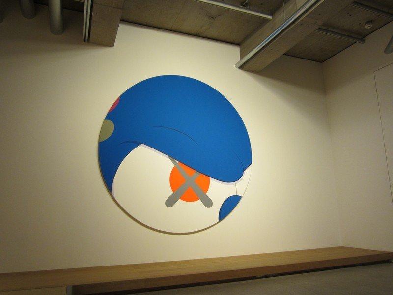 kaws exhibition kaikai kiki gallery tokyo 4