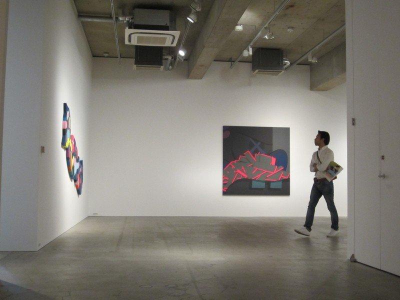 kaws exhibition kaikai kiki gallery tokyo 6