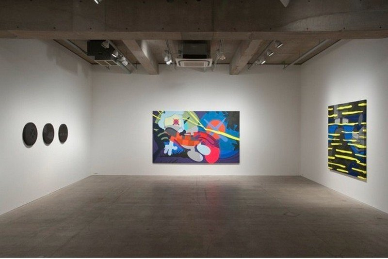 kaws exhibition kaikai kiki gallery tokyo 9