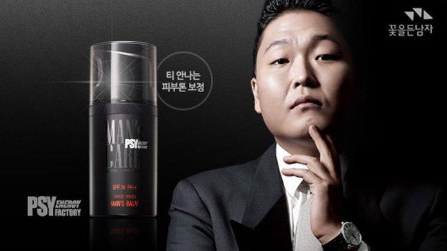 korean cosmetics psy
