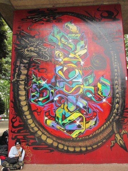 tokyo street art 13