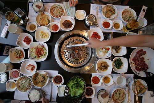 korean barbeque top 10 seoul