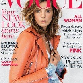 VOGUE UK SEPTEMBER ISSUE 2013