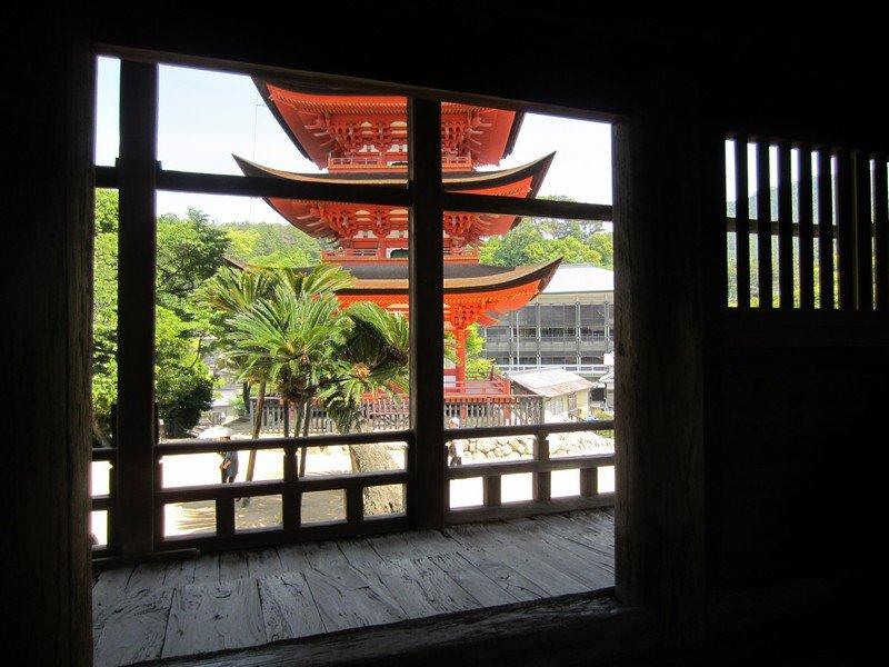 wood senjokaku miyajima 7