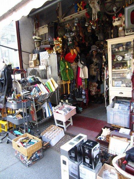 expo thrift store ueno