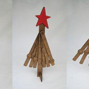 ALTERNATIVE CHRISTMAS TREE BY CARLA SZABO