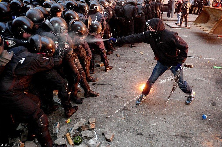euromaidan fights 1