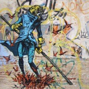 DEIH IS MY FAVOURITE STREET ARTIST IN VALENCIA