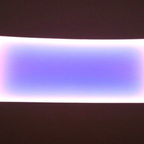 JAMES TURRELL IN PACE GALLERY
