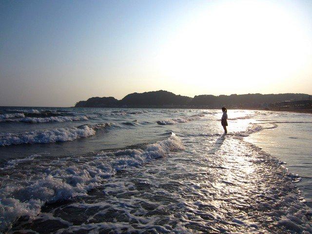 kamakura beach 2