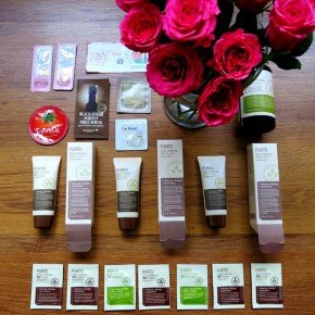 PURITO REVIEW & MY FIRST GIVEAWAY