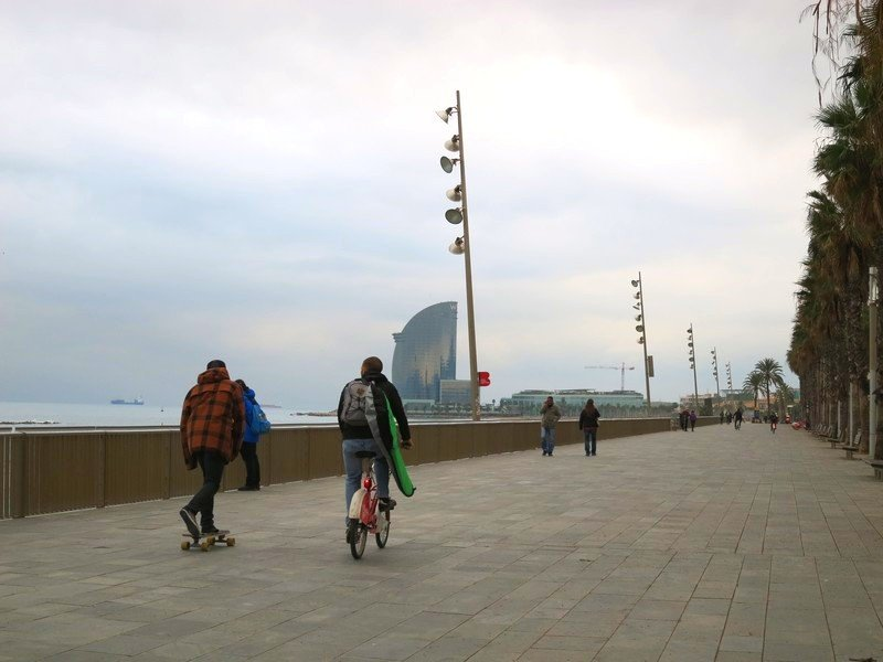 barcelona - day 5