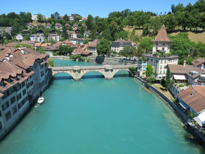 day 5 - berne and bienne