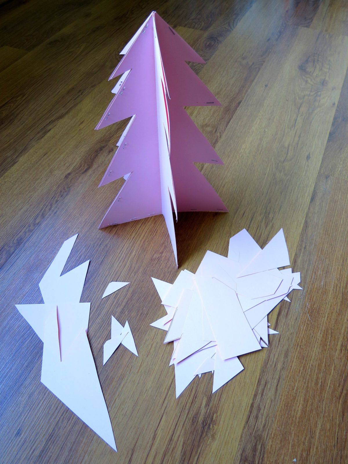 alternative christmas trees by little aesthete b