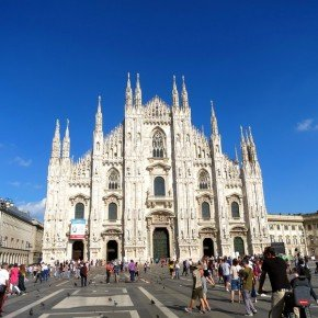 MILAN IN 50 PICTURES