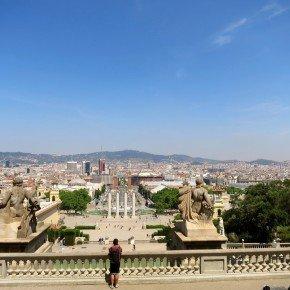 LAST DAY IN BARCELONA